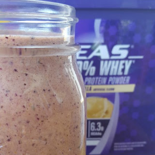 Pineapple Blueberry Recovery Smoothie Recipe