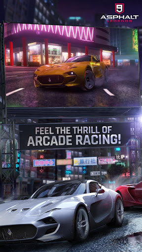 Asphalt 9: Legends - Epic Car Action Racing Game 2.4.7a screenshots 3