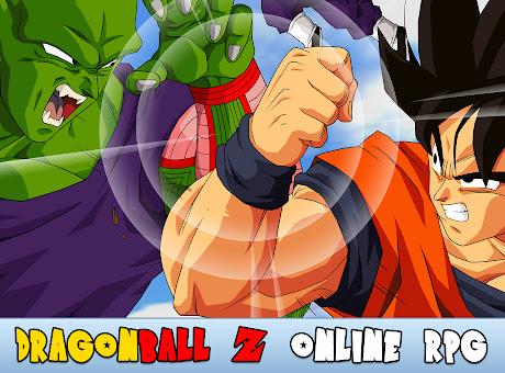 Dragon Ball Z mmorpg game !