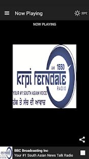 KRPI Ferndale 1550 AM - screenshot thumbnail