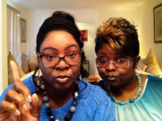 Diamond and Silk duo are a danger to society?