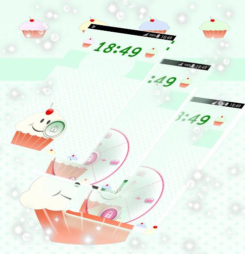 免費下載個人化APP|キュートなロッカーカップケーキ app開箱文|APP開箱王