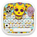 Sugar Skull Keyboard icon