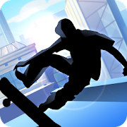 Schatten Skateboard
