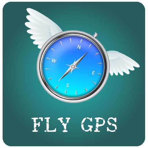 Fly GPS 工具 App LOGO-APP開箱王