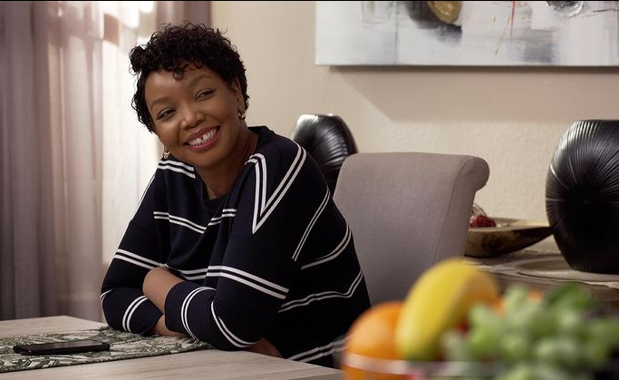 Actress Thembisa Mdoda stepped in for Zandile Msutwana as Vuyiswa on The Queen.