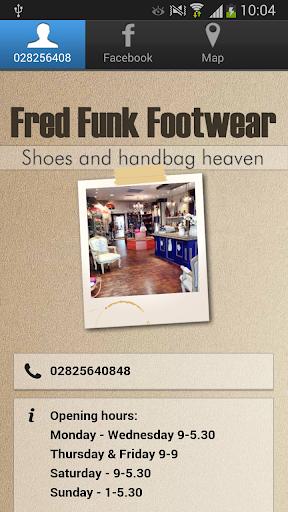 Fred Funk Footwear