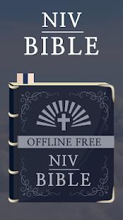 NIV BIBLE - Offline Free - náhled