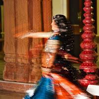 Danzatrice indiana (Jodhpur) di