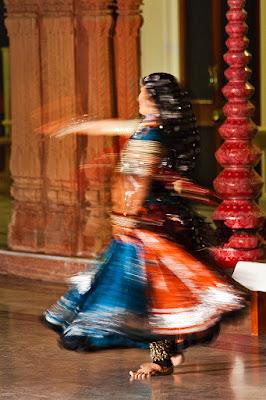 Danzatrice indiana (Jodhpur) di FrancescoPaolo