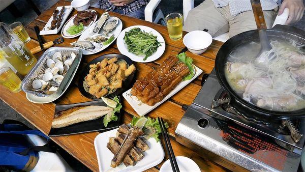 平價炭烤、好吃快炒、美味熱湯~『府城騷烤家』就是要讓你大呼過癮的即滿足荷包也滿足肚皮~σ(ˋ▽ˊ)σ~