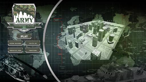 Army Criminals Transport Plane 2.0 2.1 screenshots 1
