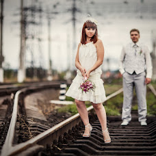 Wedding photographer Yuliya Nikulina (NekSky). Photo of 18.11.2012