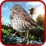 Sparrow Hunting Icon