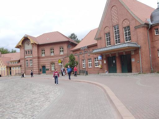 Bahnhof Seebad Heringsdorf (Archiv/A.M.2012)