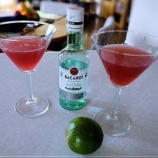 Bacardi White Rum Drinks Recipes.