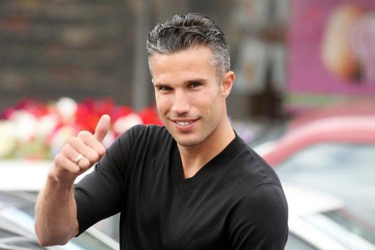 Van Persie félicite les recruteurs de Manchester United
