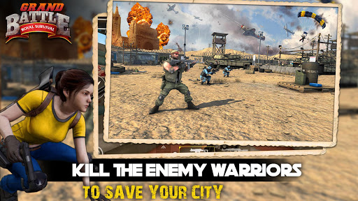 Grand Battle Royale Crime City Survival 1.0 {cheat|hack|gameplay|apk mod|resources generator} 2