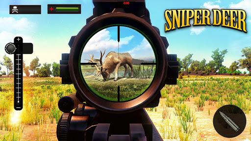 Wild Animal Sniper Deer Hunting Games 2020 1.22 screenshots 9
