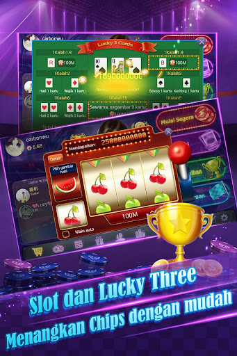 Poker Texas Boyaa 5.9.0 screenshots 6