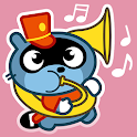 Pango Musical March : music game of marching band icon