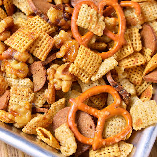 Sweet Chex Mix Recipes.
