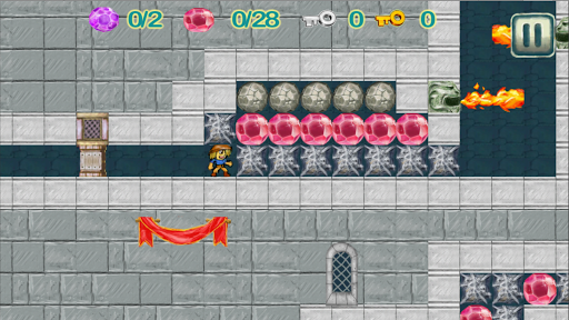 Diamond Rush. Temple Adventure 1.7 screenshots 2