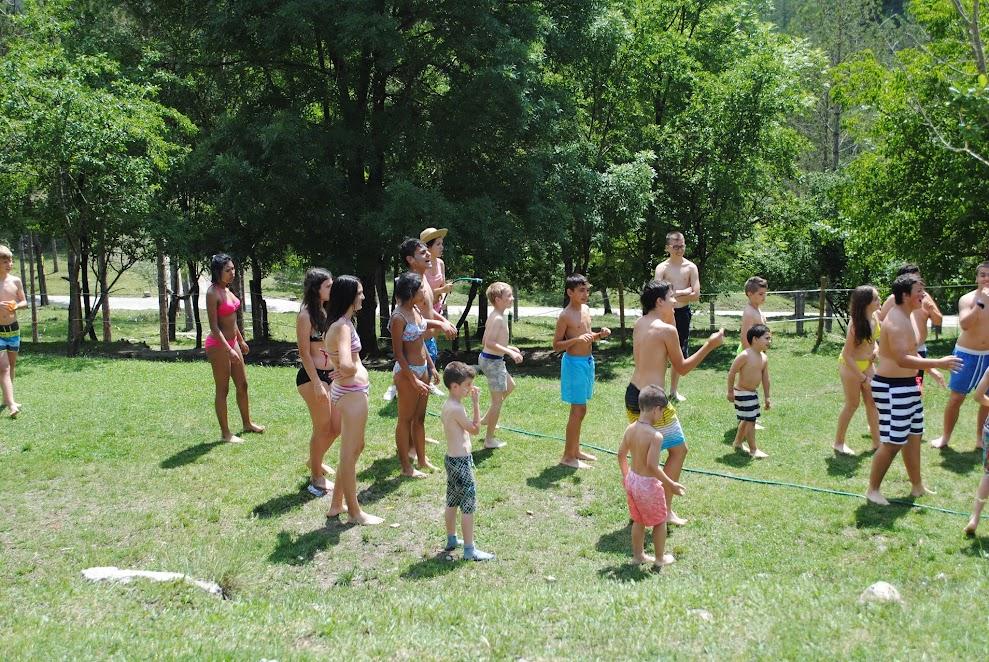 Colònies d'estiu 2015 - La Sala