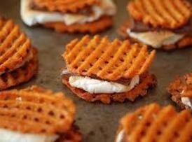 Alexia's Sweet Potato S'mores Recipe