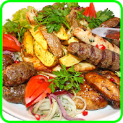 Meat recipes with a photo