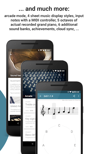 Complete Music Reading Trainer screenshot 8