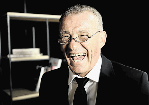 LAUGHING ON THE OTHER SIDE OF HIS FACE? Former state advocate Gerrie Nel will be joining civil rights group AfriForum to pursue private prosecutions on its behalf, but the law may stand in his way.