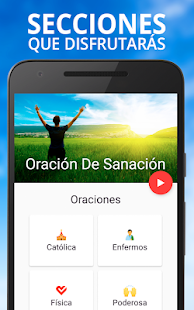 Download Oración De Sanación  apk screenshot 1