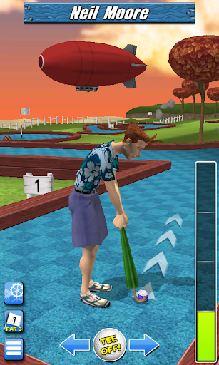 My Golf 3D apkpoly screenshots 3