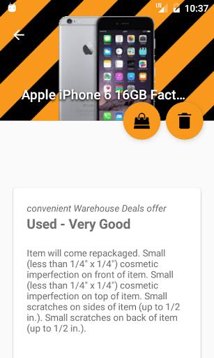Warehouse Deals Notifications 1.2.4 screenshots 2