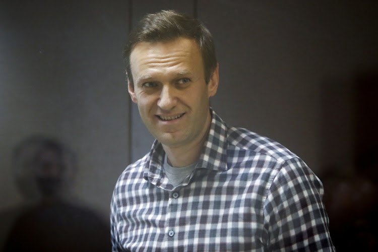 Russian opposition politician Alexei Navalny. Picture: REUTERS/MAXIM SHEMETOV