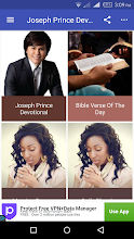 Joseph Prince Devotional screenshot thumbnail