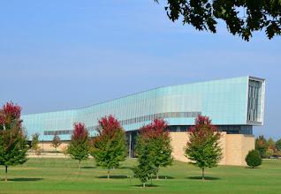 Photo: The Lewis Katz Building at University Park, Pennsylvania, houses Penn State Law. www.pennstatelaw.psu.edu