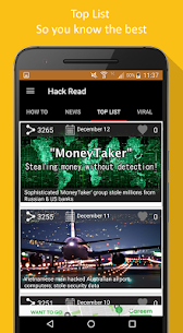 HackRead – Latest Tech and Hacking News Apk Download For Android 3