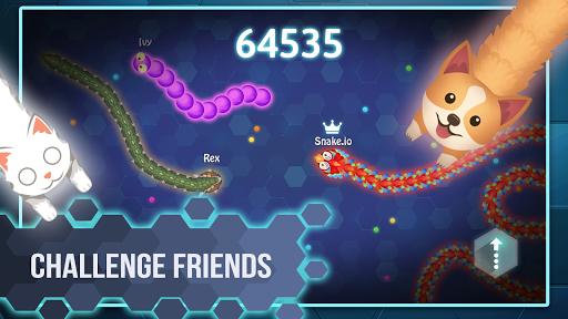 Snake.io screenshot 4