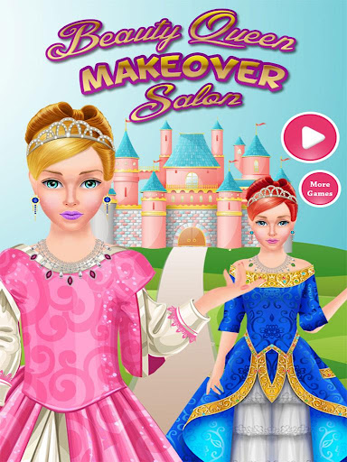 Beauty Queen Makeover Salon