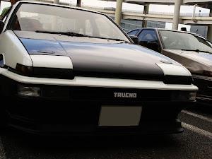 スプリンタートレノ AE86 GT-APEX 昭和62年3月生のカスタム事例画像 拓人さんの2019年05月04日20:13の投稿