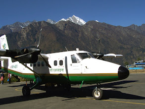 Photo: Altiport de Lukla