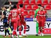 Voetbalbond is mild voor Antwerpverdediger na uitsluiting tegen Club Brugge, goalgetter moet wél wekenlang brommen