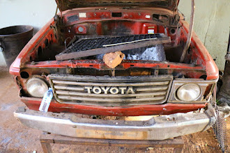 Photo: What about a braai within a LandCruiser??