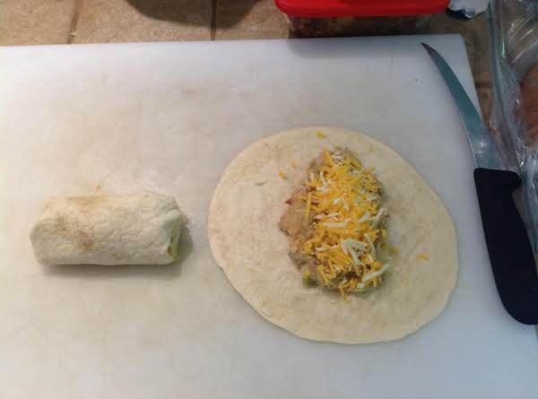 Iga Alamogordo Mashed Potato Burrito Revised Recipe