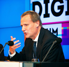 Photo: Gerard de Graaf, director for co-ordination at the European Commission's DG communication networks, content and technology