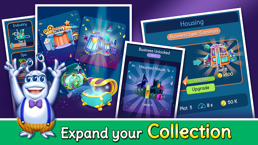 Code Triche Idle Planet Tycoon: Idle Space Incremental Clicker APK MOD screenshots 4