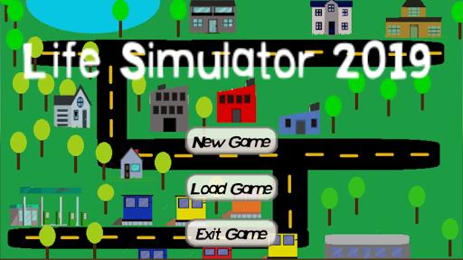 Life Simulator 2019  captures d'écran 1