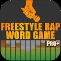 Freestyle Rap Word Game (PRO) icon